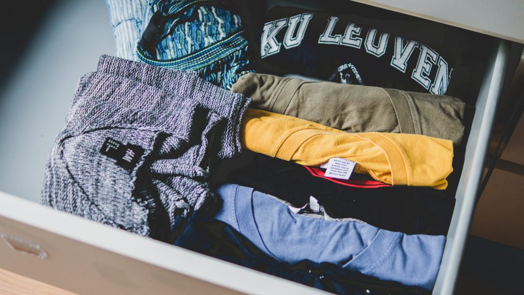 Make Your T-Shirts Last Longer - Store T-shirts correctly